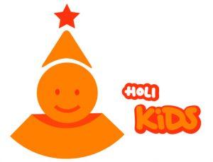 Holi Kids logo