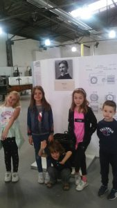 muzejske radionice Holi Kids