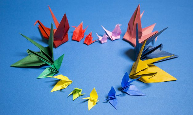 Origami i japanski jezik Holi Kids