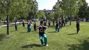 Qigong za decu u prirodi
