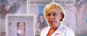 Prim.dr Gorana Isailovi.dermatolog