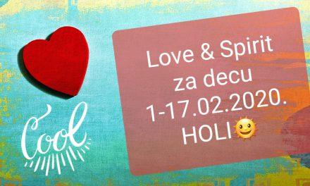 Holi Love & Spirit za decu