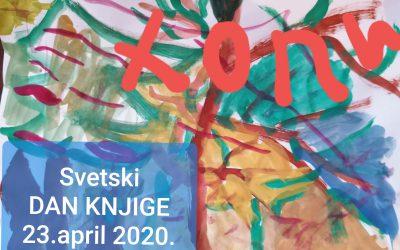 Svetski Dan knjige 23. april u Holiju