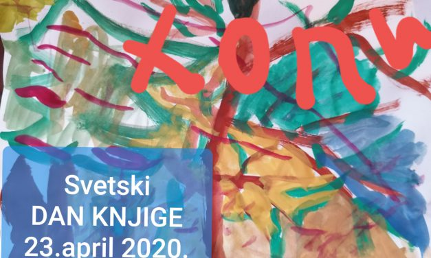 Svetski Dan knjige 23. april u Holiju