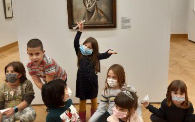 Holi Kids u poseti muzejima u Beogradu