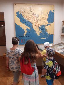 Holi Kids u Muzeju JOvana Cvijica