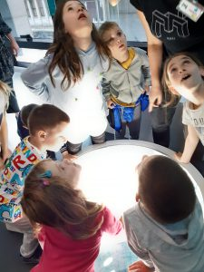Holi Kids u Muzeju iluzija