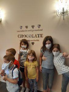 Holi Kids muzej čokolade