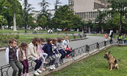 Skalina škola lepog ponašanja Holi Kids